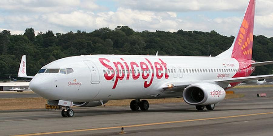 Spice jet Flight operations stopped from morning due to non-supply of jet fuel