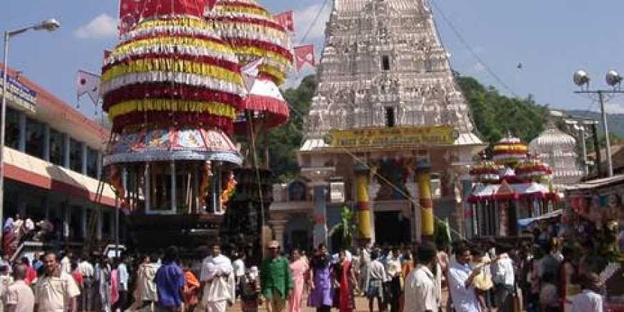 kukke subramanya temple (File photo)