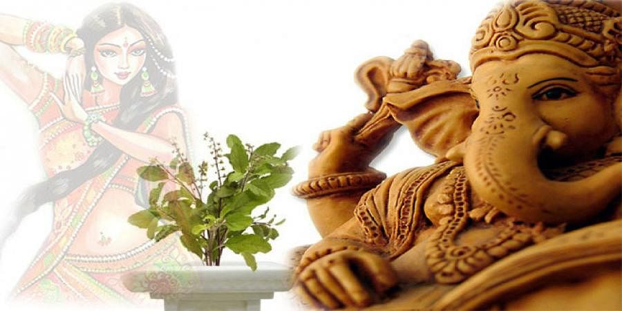 Why is Tulsi not offered to Lord Ganesha?