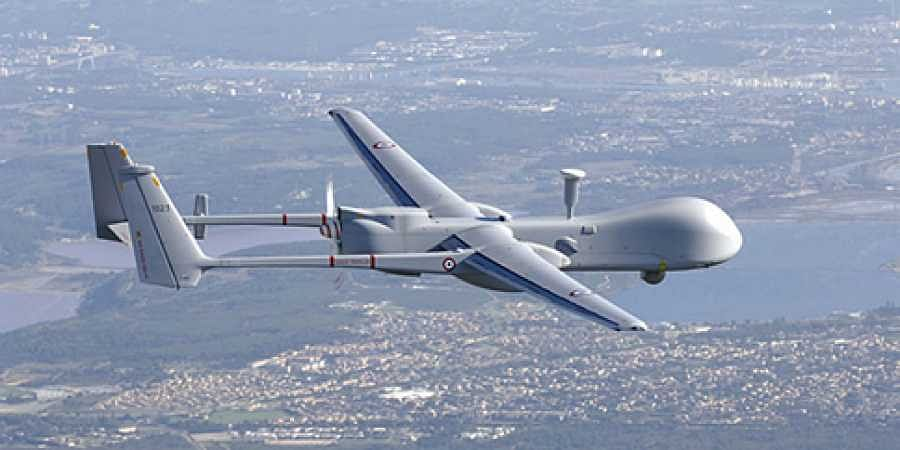 Heron TP drones