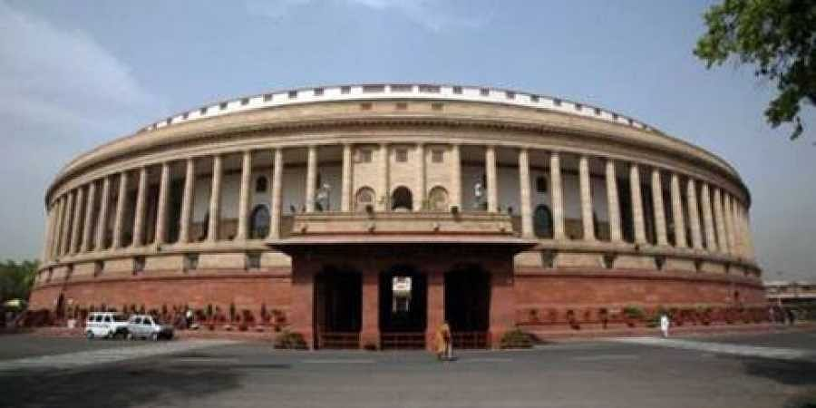 Indian parliament(File photo)