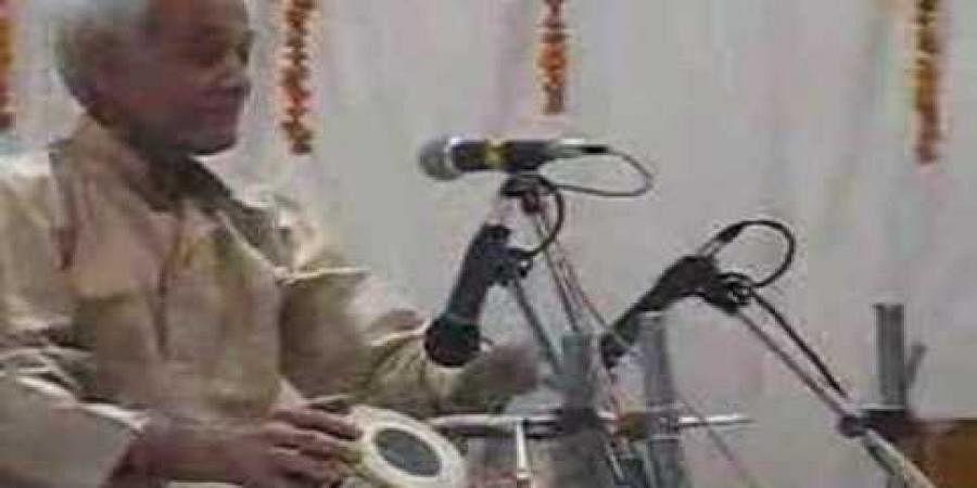 Tabla maestro Pt Lacchu Maharaj dies in Varanasi