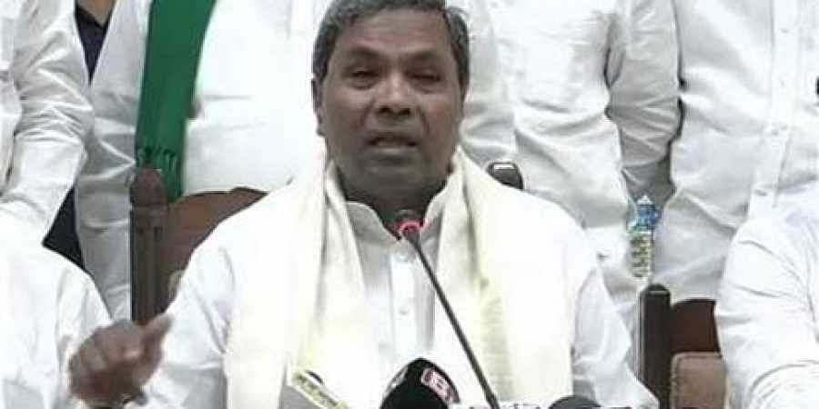 Siddu writes to Goa Chief Minister for talks on Mahadayi