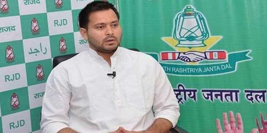 Ahead of Nitish Kumar trust vote, Tejashwi Yadav says Nitish uncle betrayed me