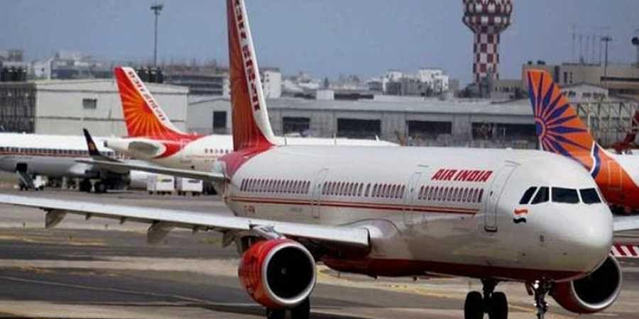 Air India air hostess falls off aircraft at Mumbai airport, hospitalised