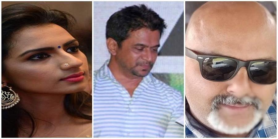 Sruthi Hariharan, Arjun Sarja, Arun Vaidyanathan