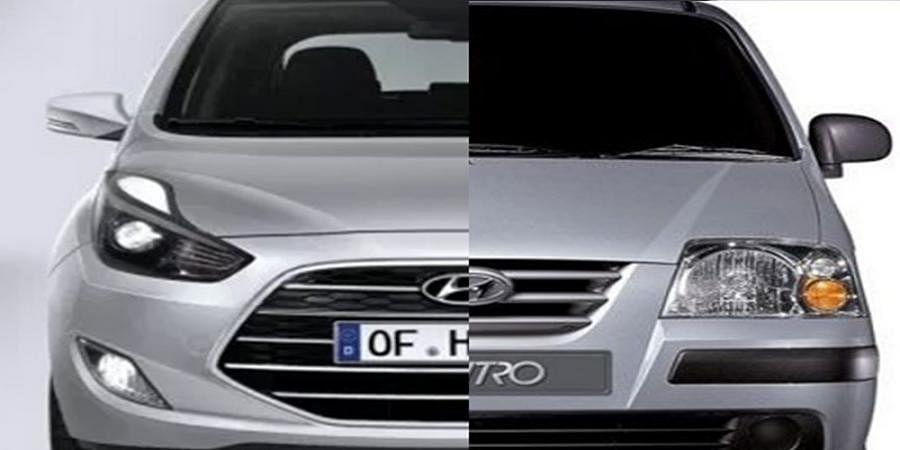 Hyundai Santro new