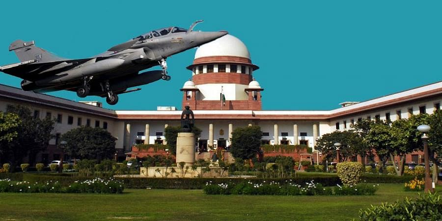 Rafale Row: Let IAF speak up as the case is about its needs, says Supreme court