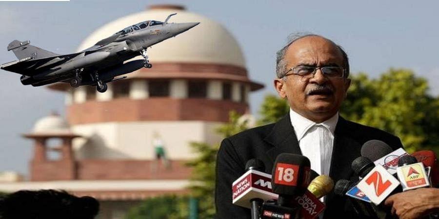 Govt short-circuited Rafale acquisition process to avoid tenders: Prashant Bhushan