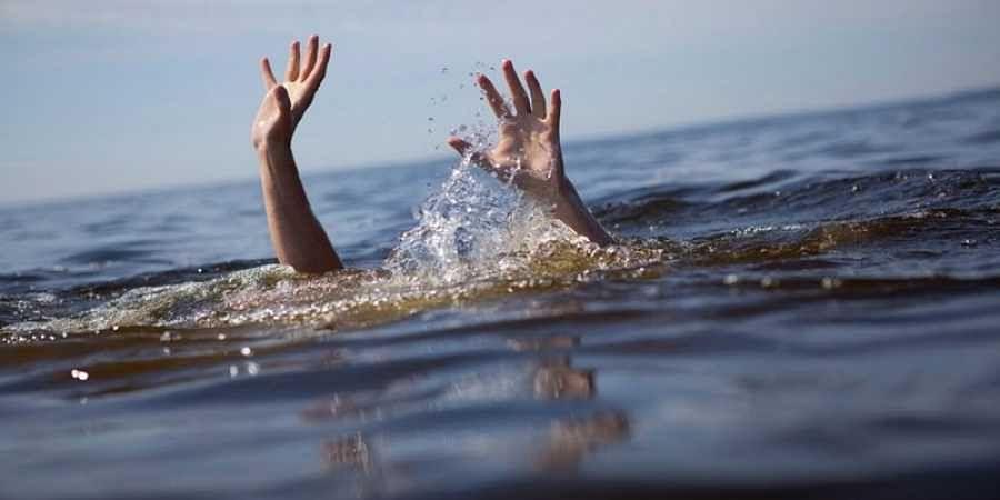 Three kids Drown in jungli lake Shimoga