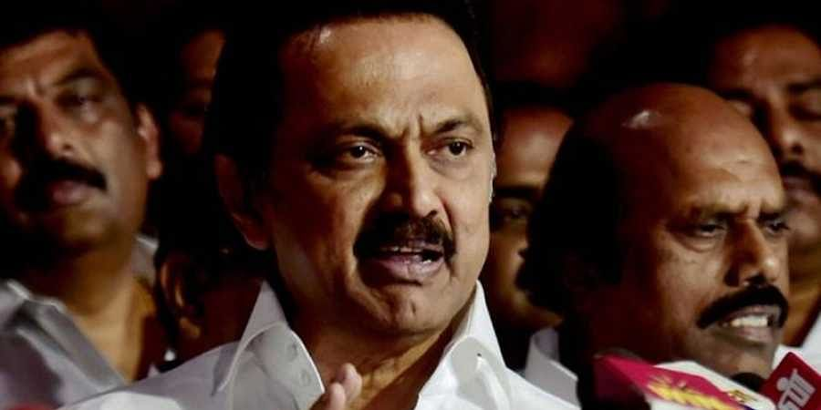 DMK Executive Committee pledges support to MK Stalin