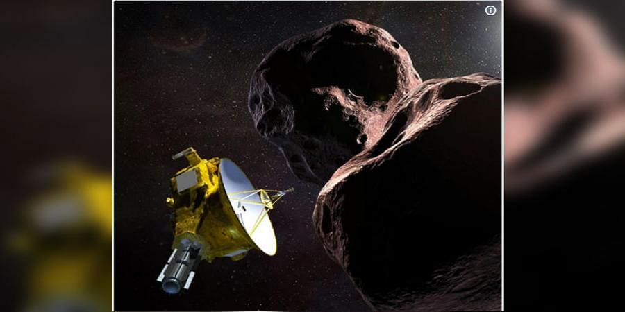 Nasa spacecraft zips by most distant world ever studied