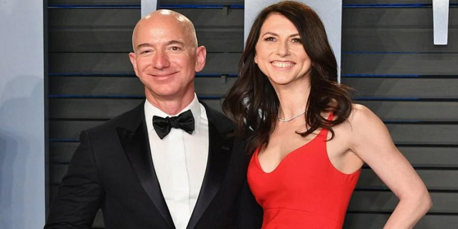 World's richest couple Jeff Bezos and MacKenzie to split