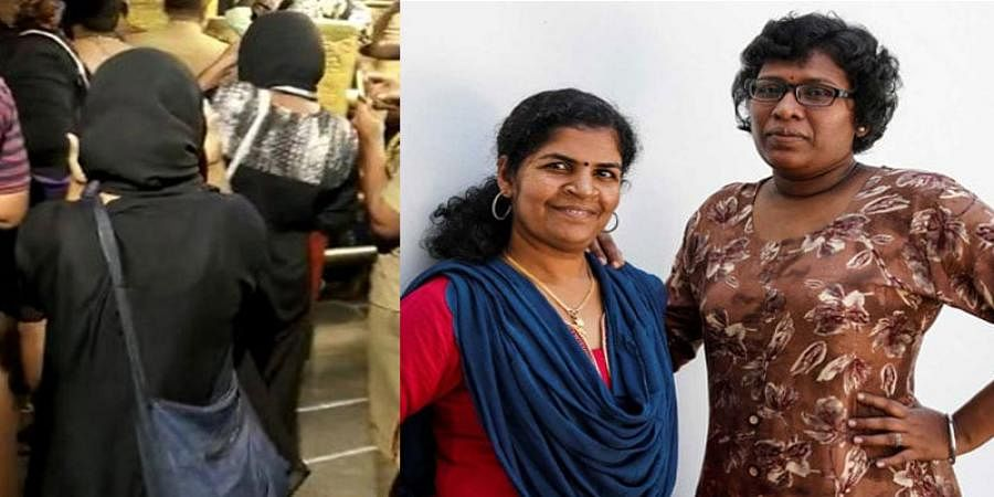 two Womens Who Entered Sabarimala Temple Unable To Return Home After Threats