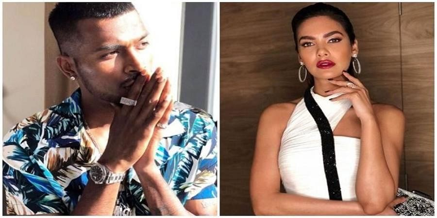 Isha Gupta denies being friends with Hardik Pandya, loses cool when asked about him