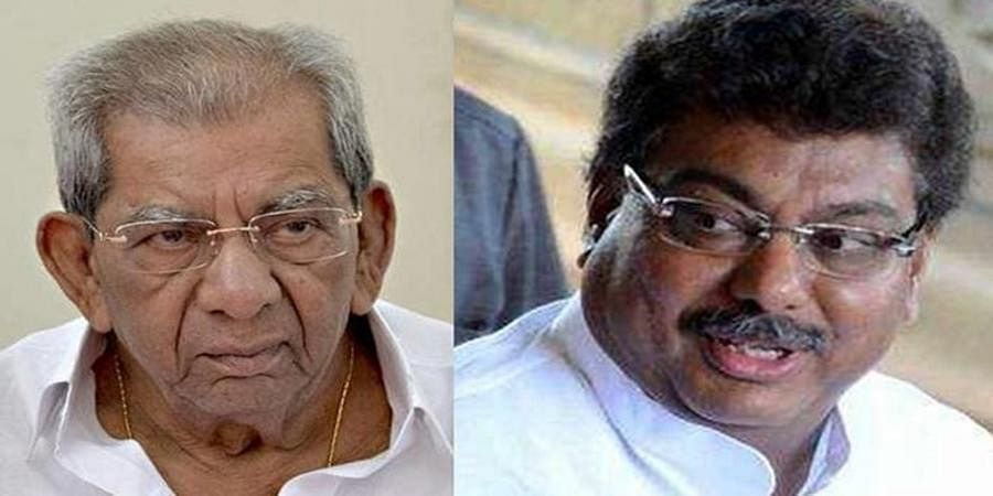Shamanoor Shivashankarappa and MB Patil
