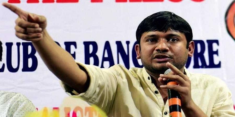 Delhi Police charges Kanhaiya Kumar, others in JNU sedition case