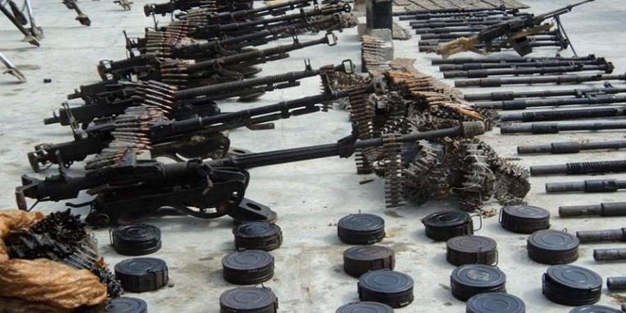 Hanaclassu: The insecurity, fear and disbelief are the creators of arms trade