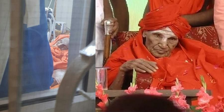 Siddaganga seer's Health Critical says Sources