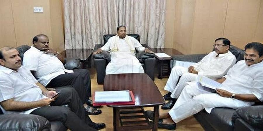 Congress-JD(S) Coordination Committee to meet tomorrow