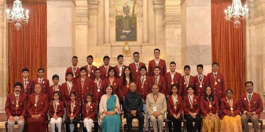 President Kovind confers Pradhan Mantri Rashtriya Bal Puraskar to 26 children