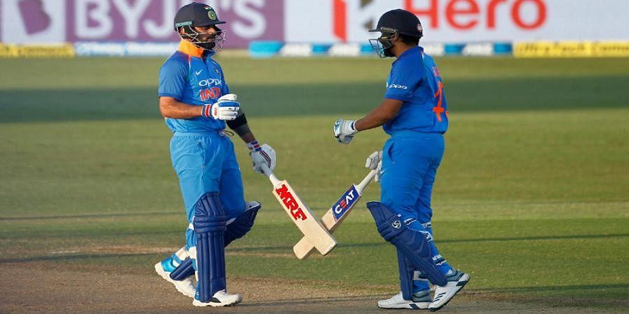 Rohit Sharma, Virat kohli: 3rd Most 100 Plus Runs stands in ODIs