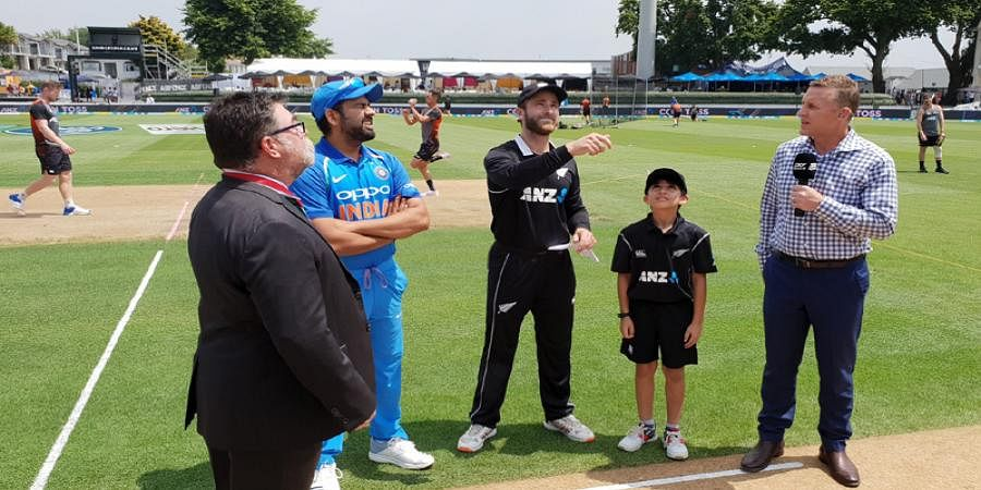 4th ODI: New Zealand won the toss and opt to bowl Against India