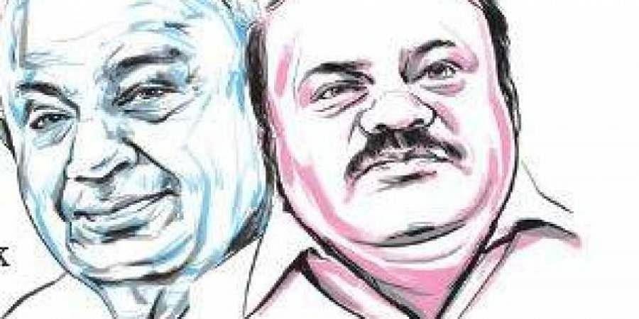 H.D Devegowda And Kumaraswamy