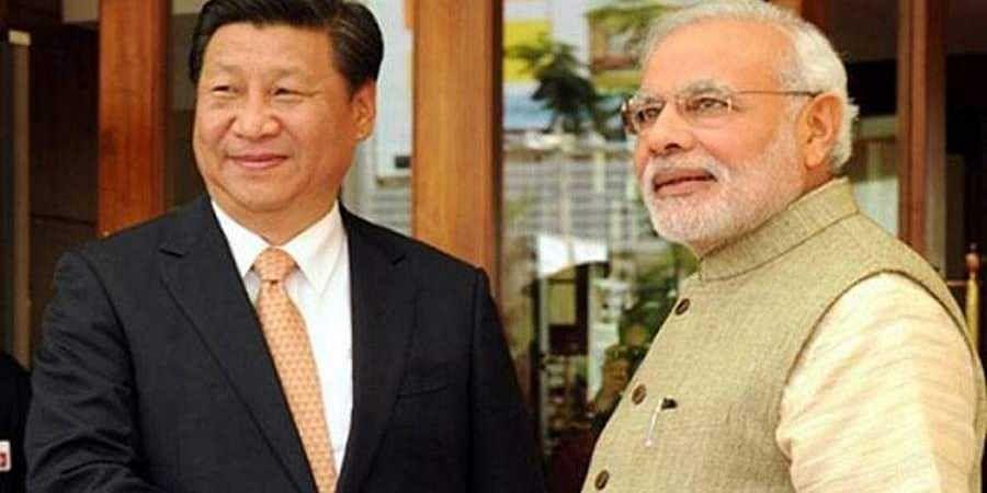 PM Modi, Xi Jinping (File photo)