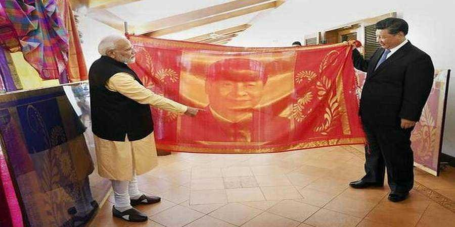 PM Narendra Modi gifts Silk portrait and more to Xi Jinping here are the details