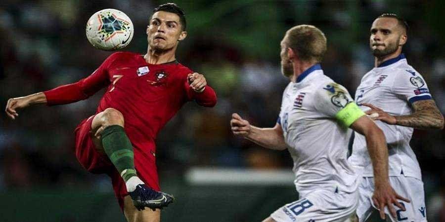 Cristiano Ronaldo edges closer to century of International goals
