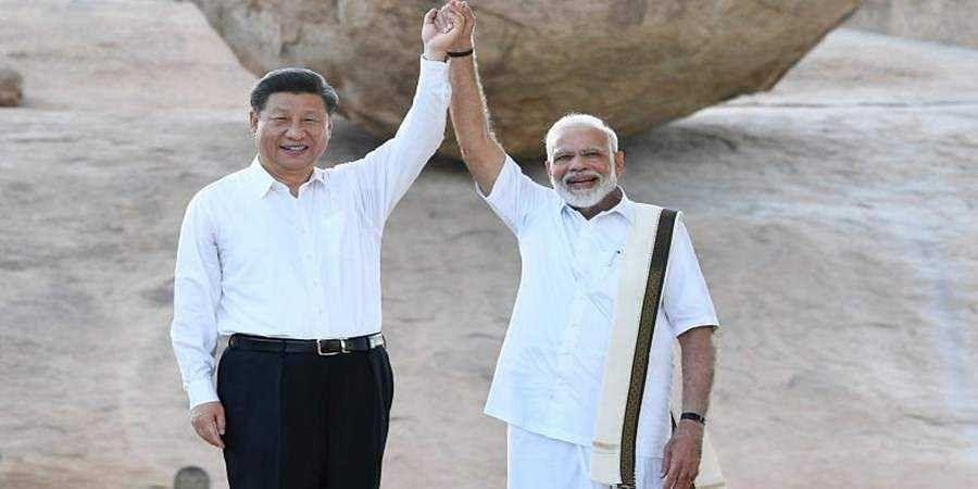 Bilateral Talks between Modi- Xi Jinping is productive says China Minister