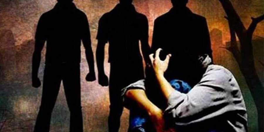 Woman alleges gangrape