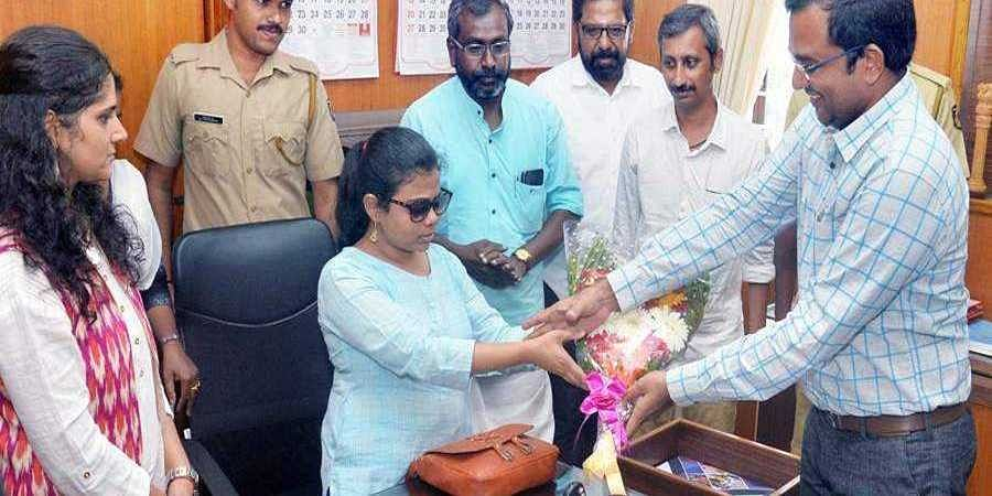 newly appointed sub-collector Pranjal Patil
