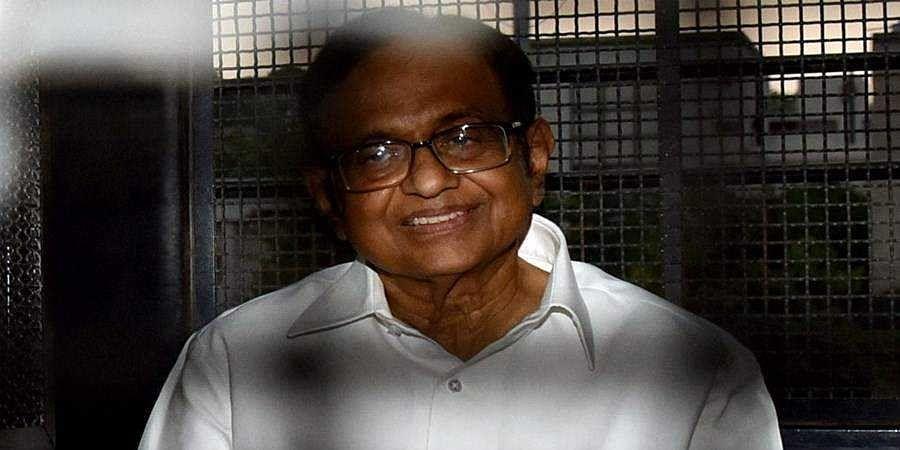 ED Team interrogates P Chidambaram for two hours in INX Media case