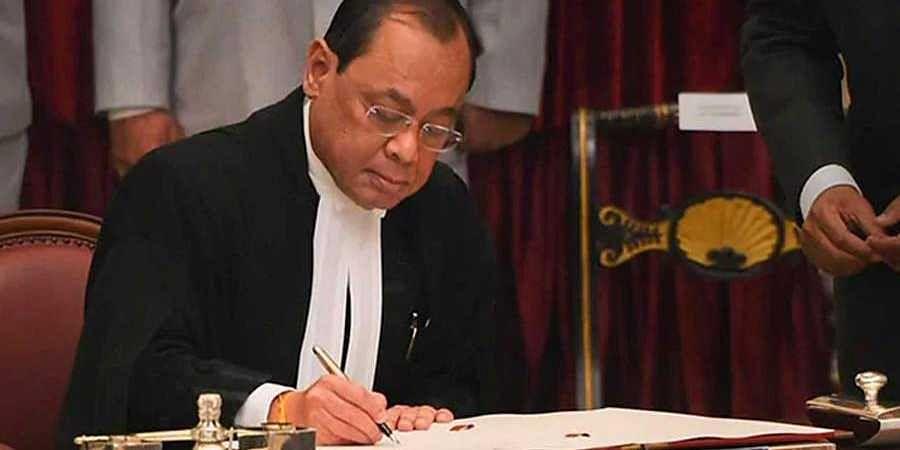 Ayodhya Verdict-CJI Ranjan Gogoi