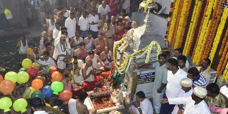 Talacauvery all set for Theerthodbhava 2019