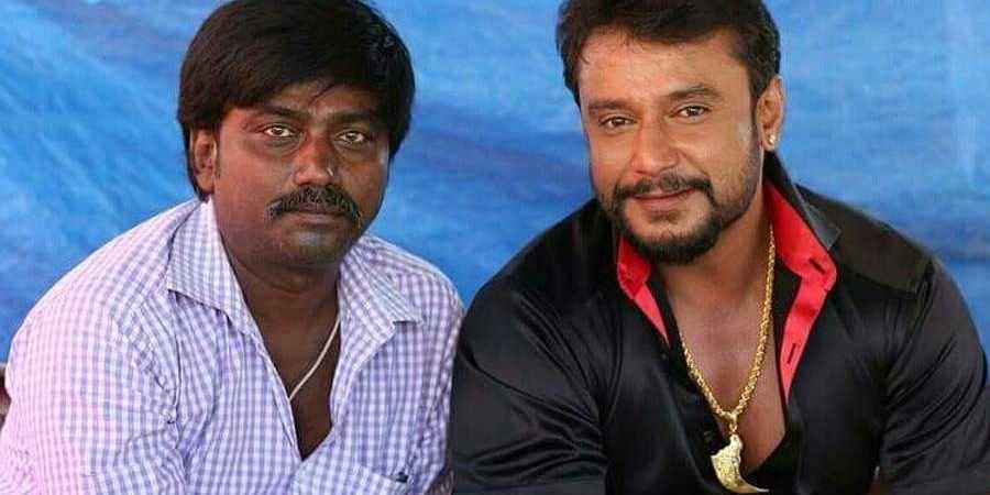 Actor Darshan's Ex Manager Srinivas