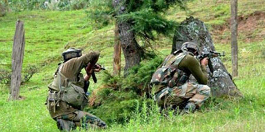 Indian Army-POK