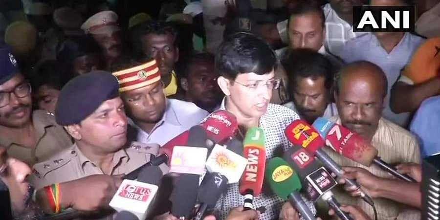 Tamil Nadu Borewell-Sujith
