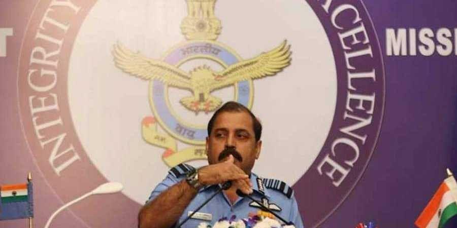 Air Chief Rakesh Kumar Singh Bhadauria