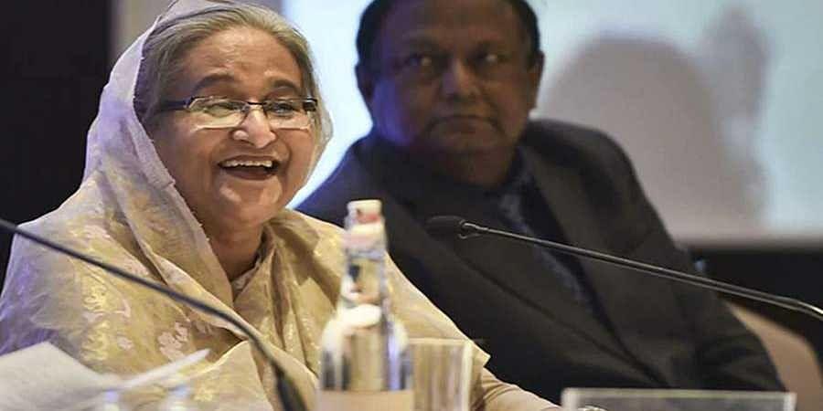 Bangla prime minister Sheikh Hasina
