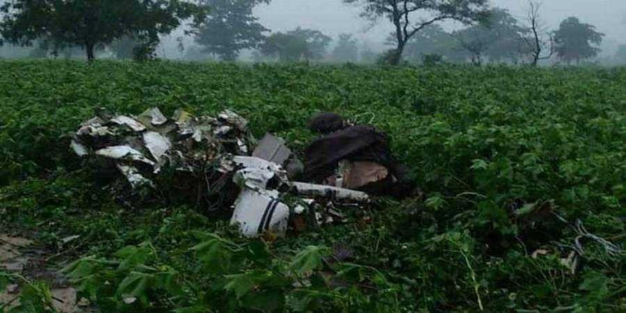 2 pilots killed after trainer aircraft crashes in Telangana