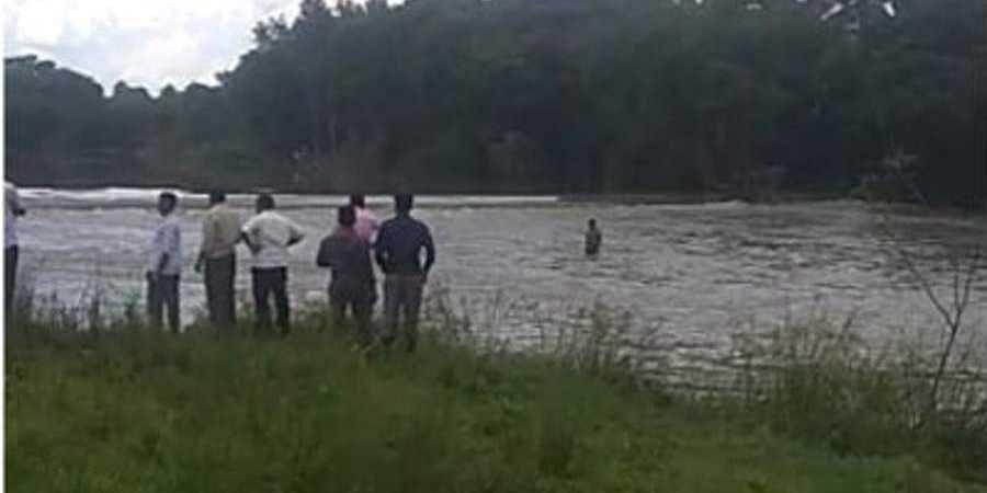 Three boys drown in Hemavathi river in Hassan