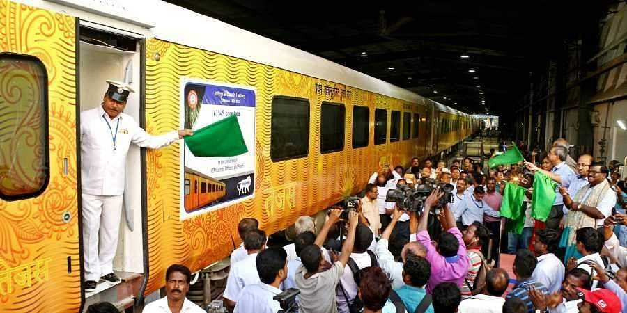 Indian Railways' first private train Tejas Express posts Rs 70 lakh profit in first month