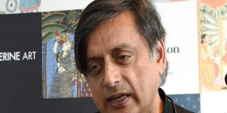 Shash Tharoor