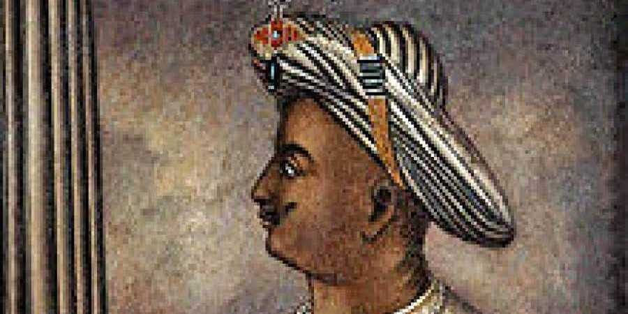 A painting of Tipu Sultan used for representational purpose only.