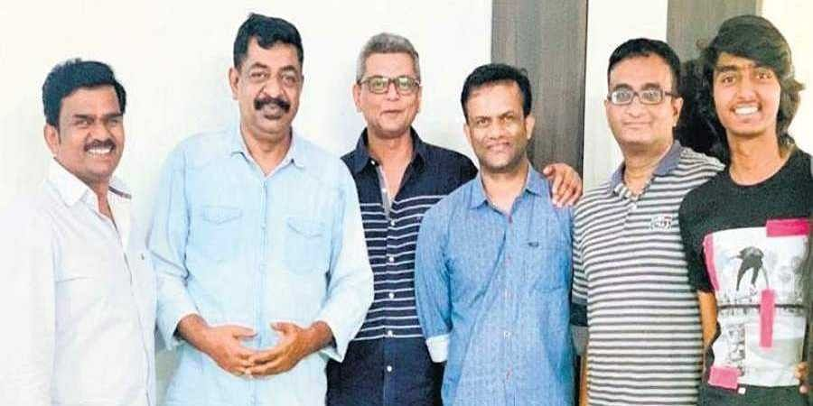 Yogaraj Bhat-Hariprasad Jayanna and team