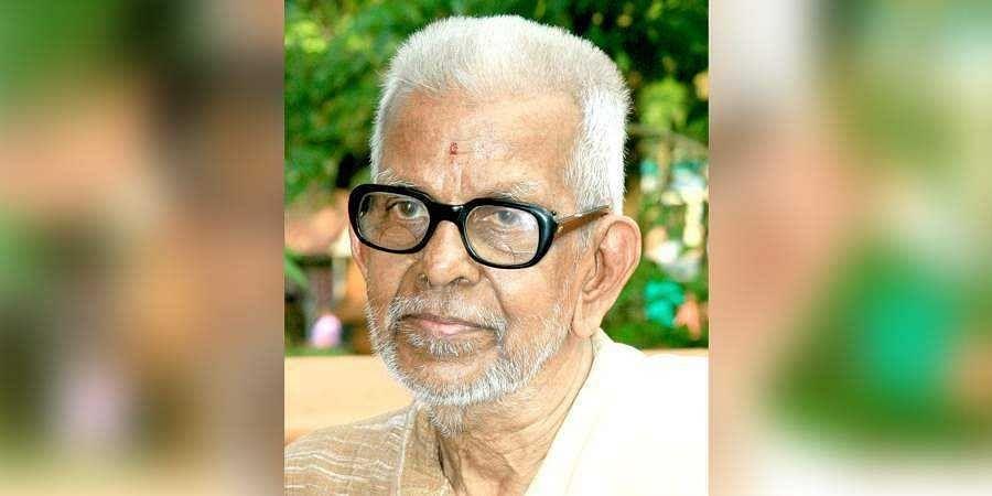 Gandhian and champion of love: Malayalam poet Akkitham wins Jnanpith award