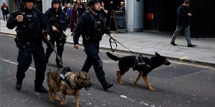terror attack at London Bridge